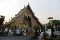 Local temple at Chiang Mai